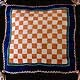 Chess cushion cover