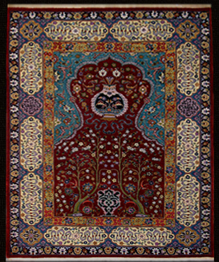 Prayer rug, janamaz, sedjadeh