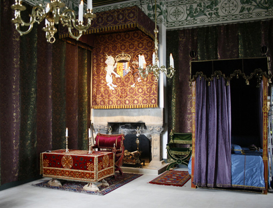 Table Carpet for the Queen's Bedchamber